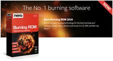 Nero Burning ROM 2019 , Burn CD , DVD , Blu Ray