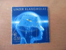 Briefmarke Österreich 2002  Nr. 2391 **  Linzer Klangwolke