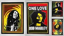 50 PCs Indian Wholesale Lot Cotton Tapestry Bob Marley Wall Hanging Poster Throw