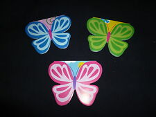 2x Butterfly Notepads Great for lolly bag/ party favours or stocking fillers