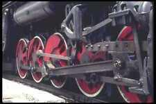 085034 Train Wheels Northern China A4 Photo Print
