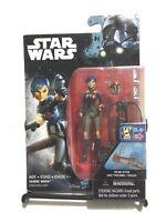 "Star Wars Rebels Sabine Wren 3.75"" Disney Figure B7282"