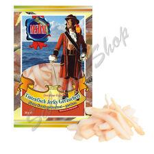 Jerky Tintenfisch Geräuchert Fisch Trockenfisch Fischprodukte Feinschmecker
