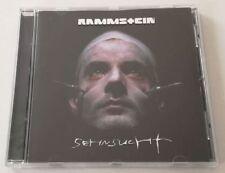 RAMMSTEIN SEHNSUCHT CD ALBUM OTTIMO SPED GRATIS SU + ACQUISTI