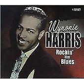 Wynonie Harris - Rockin' The Blues (4-CD Box) - Rhythm & Blues