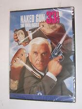 The Naked Gun 33 1/3: The Final Insult (DVD, 2000 - Widescreen) NEW