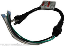 Proteam Sierra Back Pack Power Supply Cord