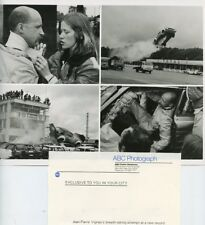 JEAN-PIERRE VIGNAU CAR JUMP GUINNESS BOOK OF WORLD RECORDS 1980 ABC TV PHOTO