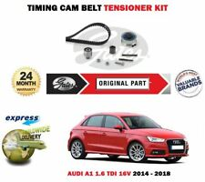 FOR AUDI A1 1.6 TDI 16V CXMA 2014-2018 NEW TIMING CAM BELT TENSIONER KIT