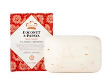 Nubian Heritage Coconut & Papaya Soap 5 Oz (Pack of 6)