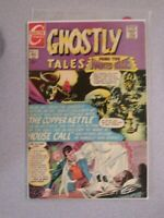 Ghostly Tales #77 VG-FN Charlton