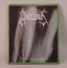 ARCTURUS Aspera Hiems Symfonia (LIGHT GREEN Border Printed Small Patch) (NEW)