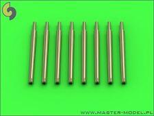 Master 350084 x 1/350  IJN 12.7cm/50 3rd Year Type Barrels