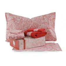 Kit regalo Bassetti Home in a Box Red per letto Singolo una piazza N724