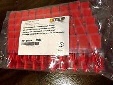 Sirona XIOS PLUS 100 Intraoral Sensor Holder Tabs RED Bite Wing 6176536