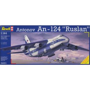 "New Revell #04221 1/144 Antonov An-124 ""Ruslan"""