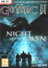 Gothic II 2: Night of the Raven (PC Expansion Game)