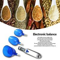 Electronic Measuring Scale Digital Kitchen Spoon Scales with 3 Weighing Spoons