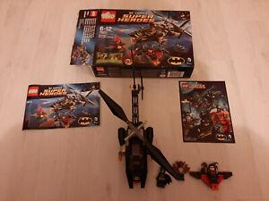 Set complet LEGO 76011 - DC Comics Super Heroes - Batman -