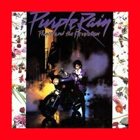 Prince and the Revolution PURPLE RAIN LP Vinyl Record Warner Bros NEW SEALED!