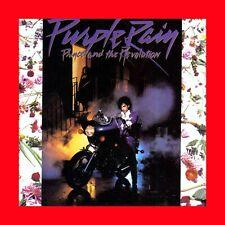 Prince and the Revolution PURPLE RAIN LP Vinyl Record Warner Bros NEW SEALED!