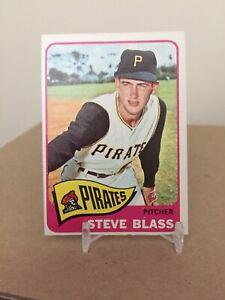 Steve Blass Topps RC