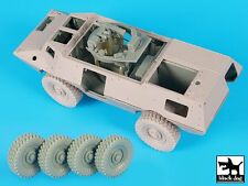 Black Dog 1/35 M1117 Guardian ASV Interior Set with Wheels (Trumpeter) T35178