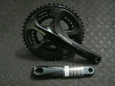 Shimano Ultegra SG-X 6750 Compact 10 speed Chainset Compact 50 / 34 172.5 Arm