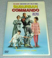Suburban Commando (DVD *RARE oop HULK HOGAN
