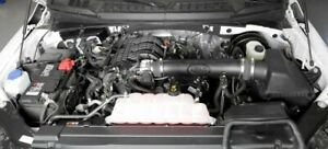 AIRAID 400-762 Junior Air Intake Kit for 2018-2019 Ford F-150 3.3L V6