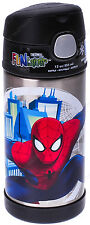 Thermos F4016SP6 Funtainer Bottle, Spiderman