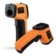 Thermomètre infrarouge numérique pyromètre sans Contact pistolet à Point