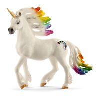 Schleich Rainbow Unicorn Stallion Bayala Fantasy Figure NEW IN STOCK