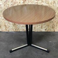 60er 70er Jahre Tisch Beistelltisch Coffee Table Mid Century Space Age Design