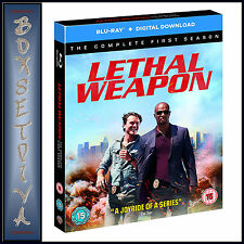 LETHAL WEAPON - COMPLETE SEASON 1 - FIRST SEASON *BRAND NEW BLU-RAY