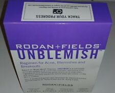 Rodan + Fields Unblemish Regimen for Acne and Post-Acne Marks Kit with Spot Fadi