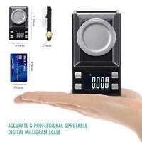 LCD Balance de Cuisine Électronique 0,001g/50g scale Numérique Haute Précision