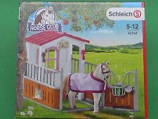Schleich® 42368 HORSE CLUB Pferdebox mit Lusitano Stute - Neuheit 2017