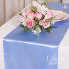 12 X108 Satin Table Runner Wedding Party Banquet Decoration 20 Colors