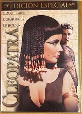 CLEOPATRA EDICION ESPECIAL - 3DVD, 2002 PAL REGION 2