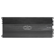 DD AUDIO DM1000A D SERIES MONOBLOCK CAR AMP