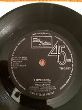 The Jacksons - Looking Through The Windows /  Love Song - 1972