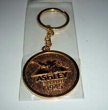 """ASHLEY NUMBER ONE FURNITURE IN NORTH AMERICA 2"""" METAL KEY CHAIN"""