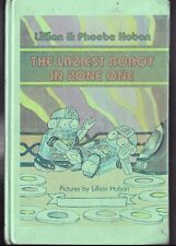 The Laziest Robot in Zone One by Lillian & Phoebe Hoban 1983, HC I Can Read