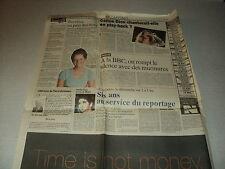 A095 BERENICE CELINE DION PATRICK FIORI  '1999 BELGIAN CLIPPING