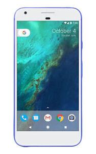 Google Pixel XL 32GB - REALLY BLUE (GSM + CDMA GLOBAL Unlocked) Smartphone.