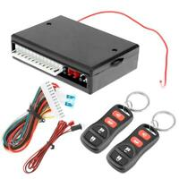 Universal Car Remote Central Kit Door Locking Alarm Keyless Entry System
