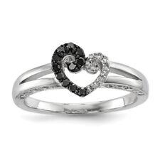 Anelli con diamanti di colore fantasia cuore diamante