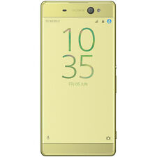 Sony Xperia XA Ultra 16GB 6-inch Smartphone, Unlocked - Lime Gold