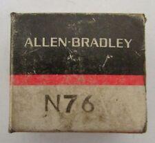 ALLEN BRADLEY N 76 Heater Element Thermal Unit